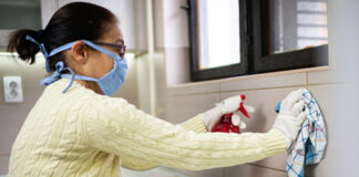 empleada del hogar housekeeper domestic maid for family home house cleaning empleada domestica part time