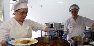 cocinera para geriatrico kitcher