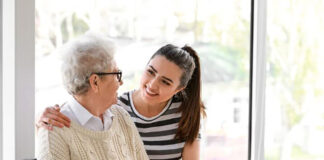 cuidadora caregiver