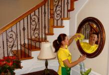 empleada de limpieza de casas house cleaning lady personal domestico domestic staff limpieza y mantenimiento de casas