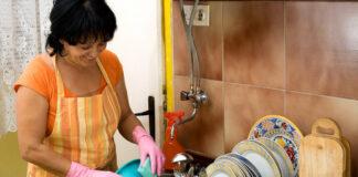 empleada del hogar asistenta del hogar mucama empleada domestica Housekeeper Housemaid house cleaning empleada de limpieza en casa de familia