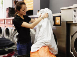empleada para lavanderia trabajadores de lavanderia laundry staff personal para lavanderia employees for laundry part time job
