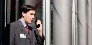 empleado de seguridad para hotel security staff