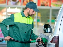empleado para estacion de servicio gas station