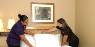 mucama para hotel limpieza de habitaciones maid for hotel cleaning rooms