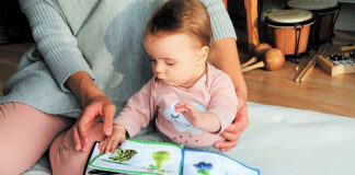 niñera para bebe babysitter
