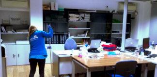 operarios de limpieza cleaning operator limpiador limpiadora miscelanea miscelaneo