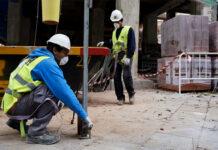 personal de construccion staff
