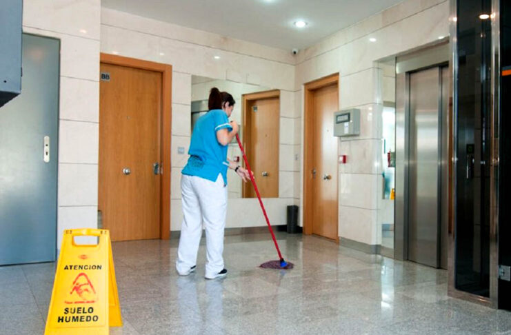 Miscelanea cleaning lady limpieza de oficinas y residencias cleaning offices and residences female and male staff