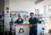 Recepcionista para hospital veterinario receptionist employees in veterinary store