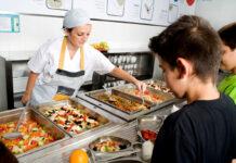 auxiliar de cocina para escuela personal para escuela