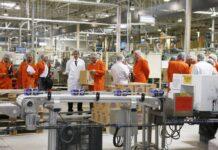 ayudante de produccion operarios de produccion production staff personal para Kraf heinz