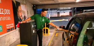 ayudante para estacionamiento parking attendant palyero sereno playero de estacionamiento