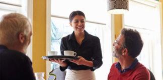 camarera para cafeteria waiters for cafeteria