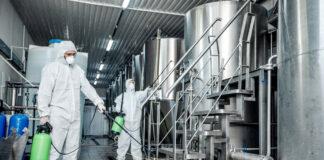 empleado de limpieza indutrial industrial cleaning clerk