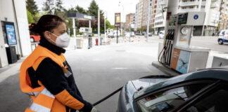 empleada para estacion de gasolina, despacho de combustible atencion al cliente used for gas station, fuel dispatch customer service pisteros pisteras