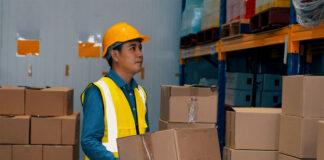 Auxiliar de almacen warehouse asisstant