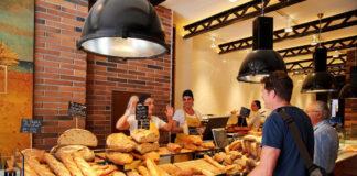 empleado para panaderia bakery employee