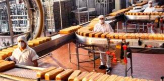 empleado para panificadora bakery employee