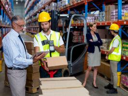 empleados de almacen warehouse asistant