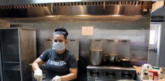 personal para cocina kitchen staff in nursing home