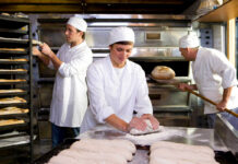 personal para panaderia y cafeteria staff for bakery and cafeteria
