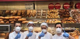 personla para panaderia confiteria female and male staff bakery staff produccion y atencion al publico